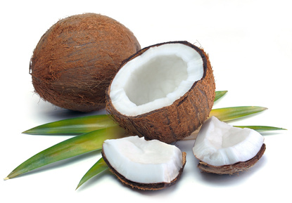 Indonesian Authentic Coconut